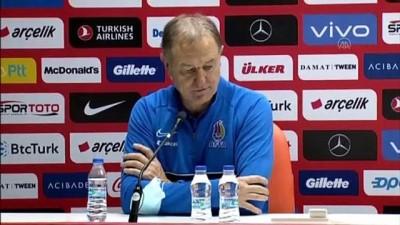 italyan - ANTALYA - Türkiye-Azerbaycan milli maçının ardından - Gianni de Biasi