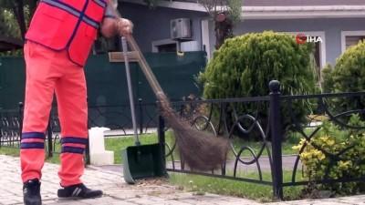 temizlik iscisi -  Avcılar'da temizlik işçisi 5 ayda ikinci kez cüzdan buldu