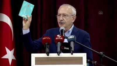 """kanaat onderleri - BURDUR - Kılıçdaroğlu: """"Her alanda üreten Türkiye güçlü Türkiye'dir"""""""