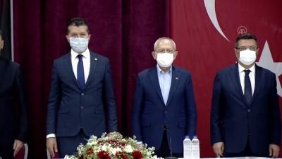 """kanaat onderleri - BURDUR - Kılıçdaroğlu: """"Ülkeyi hem bölgesinde hem de dünyada saygın kılmak varken neden bu kavgalar oluyor"""""""