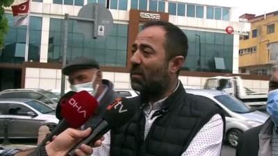ayetler -  Hastanede öldürülen kadının cenazesi Adli Tıp Kurumu'ndan alındı