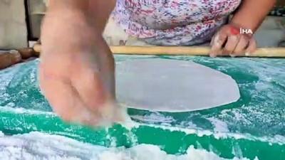 gozleme -  Hataylı kadınların geçim kaynağı sac ve tandır ekmeği