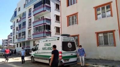 IĞDIR - Bir apartmanın bodrum katında kadın cesedi bulundu
