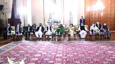 İSLAMABAD - Pakistan'da BM 75. Genel Kurul Başkanı Bozkır'a devlet nişanı tevdi edildi