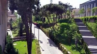 İSTANBUL - DRONE - 'Demokrasi ve Özgürlükler Adası' (1)