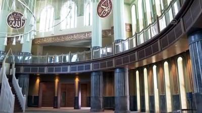 ayetler - İSTANBUL - Taksim'e yapılan cami yarın açılıyor