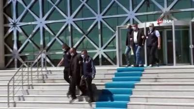 - Kars'ta terör operasyonu zanlıları adliyeye sevk edildi