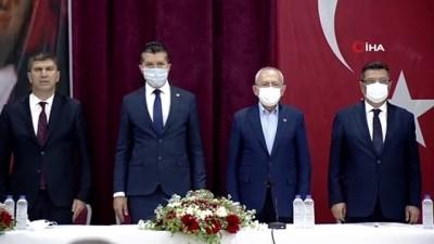 """kanaat onderleri -  Kılıçdaroğlu seçim çağrısını yineledi: """"Korkma kardeşim getir sandığı yeniden seçim yapalım"""""""