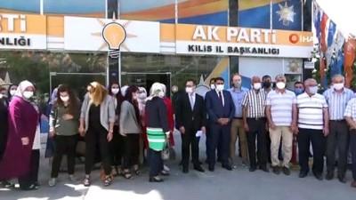 millet iradesi -  Kilis'te 27 Mayıs darbesi kınandı