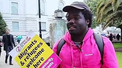 irkcilik - LONDRA - George Floyd cinayetinin ardından geçen bir yılda İngiltere'deki siyahilerin şartları iyileşmedi