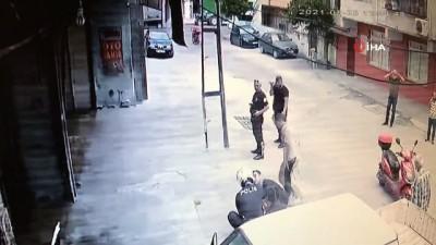 Mersin'de 2 yaşındaki çocuk balkondan böyle düştü