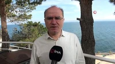 kalaba -  Sinop'ta vakaların düşüşü turizmciyi sevindirdi