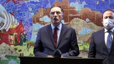 ŞIRNAK - Kamu Başdenetçisi Malkoç'tan 27 Mayıs darbesi açıklaması