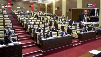 ANKARA - ABB ve bağlı kuruluşların 2020 mali yılı bütçe kesin hesabı kabul edildi