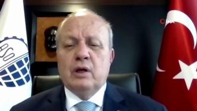 ASO Başkanı Özdebir, Mobilite Çağrısı'nın sanayiciler açısından önemini değerlendirdi