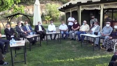 AYDIN - Düzenlenen programda Adnan Menderes'i tanıyanlar anılarını paylaştı