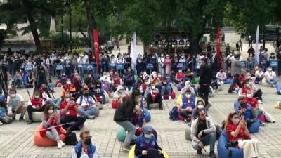 ayetler - İSTANBUL - Bakan Kasapoğlu, İstanbul'un fethinin 568. yıldönümü kutlamalarına katıldı (2)