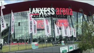 basketbol - KÖLN - THY Avrupa Ligi Dörtlü Finali'ne doğru - Lanxess Arena