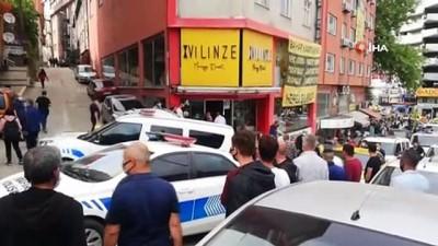 kiraathane -  Kumar oynanan kıraathaneye polis baskını: 1 gözaltı