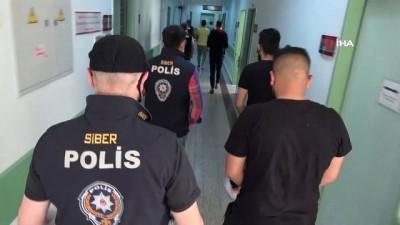 oyun konsolu -  Siber polisinden PUBG çetesine operasyon: Yabancı uyruklu 4 kişiye gözaltı