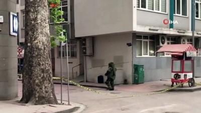 funye -  Şüpheli valiz bomba imha ekiplerini alarma geçirdi