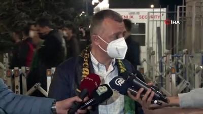 Tahir Büyükakın: 'Süper Lig yolculuğuna devam edeceğiz'