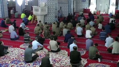 ozel hareket -  Terör saldırısı sonucu şehit olan Veli Kabalay için Iğdır'da mevlit programı düzenlendi