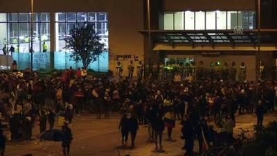 supermarket - BOGOTA - Kolombiya'da 1 ayını dolduran hükümet karşıtı protestolarda olaylar çıktı, 4 kişi yaşamını yitirdi