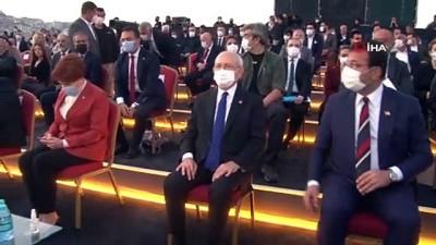 """padisah -  CHP Genel Başkanı Kılıçdaroğlu: """" Zamanının değil asırların kahramanı olmuştur'"""