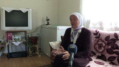 mezar taslari - POTOÇARİ - Srebrenitsa'da iki oğlunu kaybeden Djogaz: 'Bu kötülüğü yapanların yüzlerine tükürürdüm ama elimi kirletmezdim'