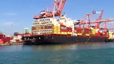 kabil -  Mersin'de denetimler arttı, gemi atıkları azaldı