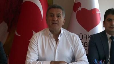 """parlamento -  TDP Genel Başkanı Sarıgül: """"16 aydır kapalı olan işletmeler 1 Haziran'da açılmalı"""""""