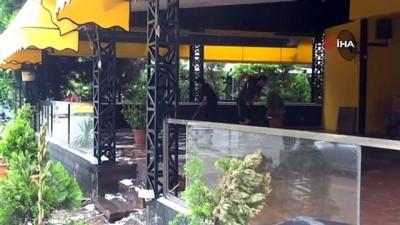 Kafe ve restoranlarda 1 Haziran hazırlıkları başladı