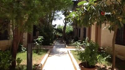 kalaba -  Mardin'deki oteller, yeni normalleşmeyle birlikte turistleri ağırlamaya hazırlanıyor