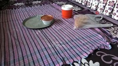 kadin hasta -  Piknik tüpünde çay demlerken yanarak yaralandı