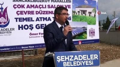 fedakarlik -  Şehzadeler'den Sancaklıbozköy'e büyük hizmet