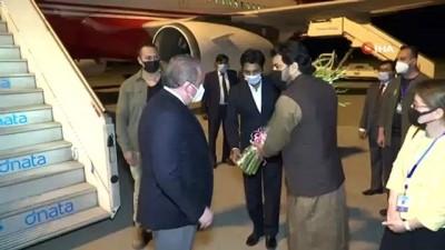 - TBMM Başkanı Şentop, Pakistan'da