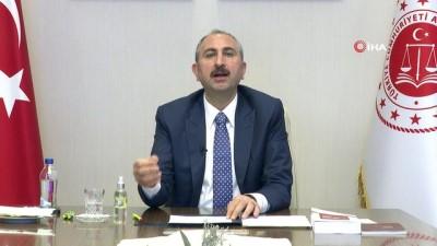 """siyasi partiler -  Bakan Gül: """"Kimsenin hakim ve savcının yerine geçme yetkisi yoktur"""""""