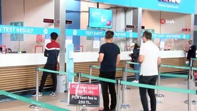 20 dakika -  İstanbul Havalimanı'nda PCR test sonuç süresi kısaldı: 1,5 saatte Covid-19 testi