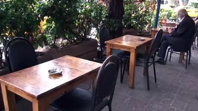 kiraathane -  Kafe, kahvehane ve restoranlar bu sabah itibariyle hizmet vermeye başladı