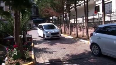 arac kullanmak -  Maltepe'deki trafik magandası yakalandı