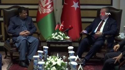 - TBMM Başkanı Şentop, Afganistan Halk Meclisi Başkanı Rahmani ile görüştü