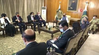 - TBMM Başkanı Şentop, Pakistan Cumhurbaşkanı Alvi tarafından kabul edildi