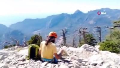 kayali -  Ukraynalı dağcının cenazesi ülkesine gönderildi