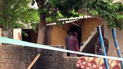 kadin hasta - ANTALYA - Eşi tarafından silahla yaralanan kadın hastaneye kaldırıldı