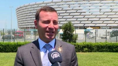 yildizli - BAKÜ - Azerbaycan, EURO 2020 maçlarına hazır