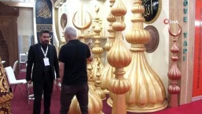 'Cami Yapı Ekipmanları Fuarı' kapılarını ziyaretçilere açtı
