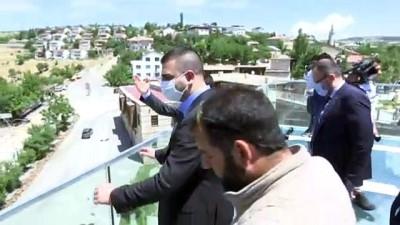ELAZIĞ - AK Parti Gençlik Kolları Genel Başkanı İnan, gençlerle buluştu