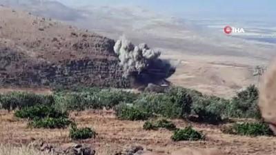 - Esad rejiminden İdlib kırsalına karadan ve havadan saldırı: 7 ölü