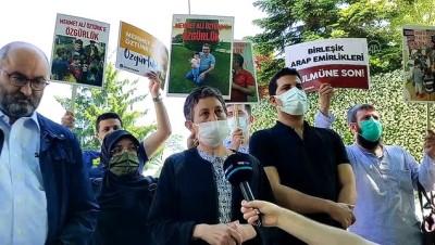 cumhurbaskanligi - İSTANBUL - Türk iş insanı Mehmet Ali Öztürk'ün BAE'de 3 yıldır tutukluluğuna ilişkin ailesinden açıklama:
